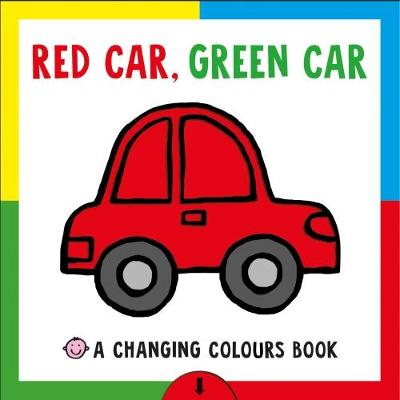 Red Car Green Car by Roger Priddy