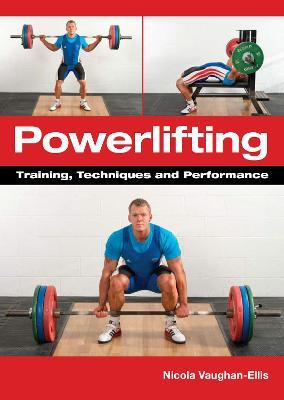 Powerlifting by Nicola Vaughan-Ellis