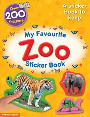 Fold Out Wild Cats Sticker Book By Dominic Zwemmer 9781907604485