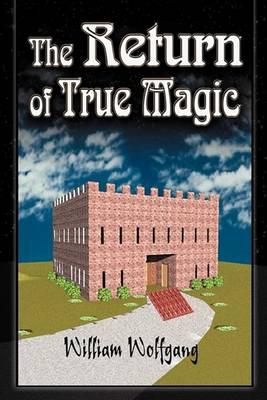Return of True Magic book