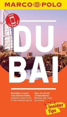 Dubai Marco Polo Pocket Travel Guide - with pull out map by Marco Polo