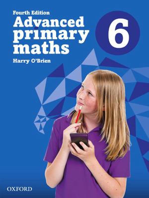 Advanced Primary Maths 6 Australian Curriculum Edition book