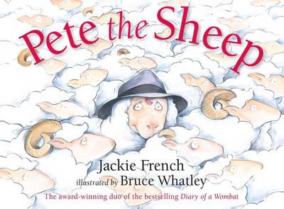 Pete the Sheep book