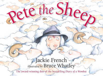 Pete the Sheep by Bruce Whatley