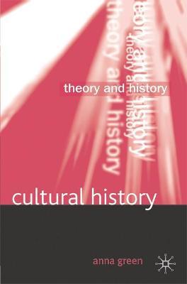 Cultural History book