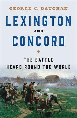 Lexington and Concord book