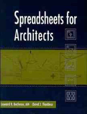 Spreadsheets for Architects by Bachman
