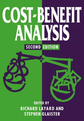 Cost-Benefit Analysis by Richard Layard