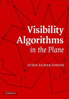 Visibility Algorithms in the Plane book