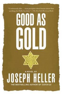 As Good as Gold by Joseph Heller