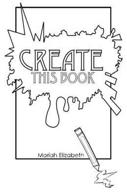 Create This Book book