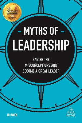 Myths of Leadership book