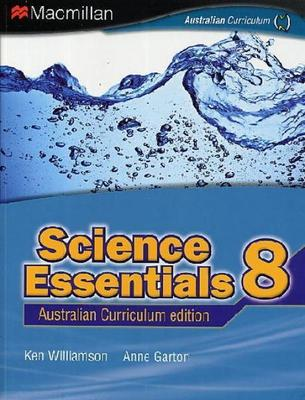 Science Essentials 8 Australian Curriculum by Ken Williamson