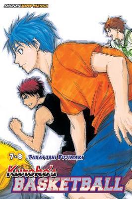 Kuroko's Basketball (2-in-1 Edition), Vol. 4 by Tadatoshi Fujimaki