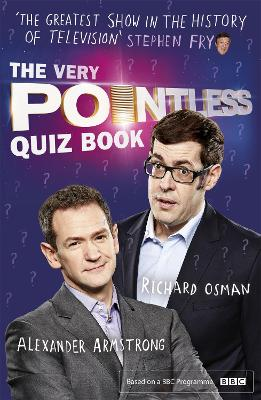 Very Pointless Quiz Book by Alexander Armstrong