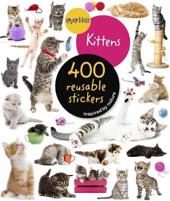 Eyelike Stickers: Kittens book