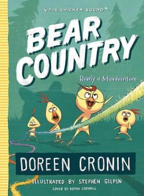 Bear Country by Doreen Cronin