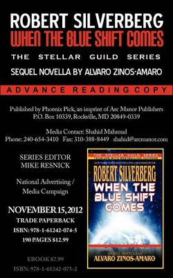 When the Blue Shift Comes by Robert Silverberg