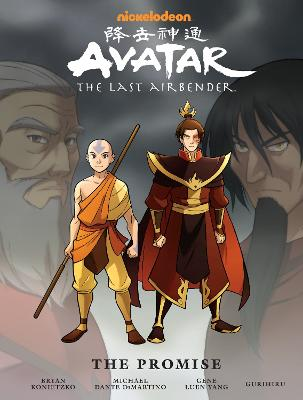 Avatar: the Last Airbender Avatar: The Last Airbender# The Promise Library Edition Promise by Gene Luen Yang