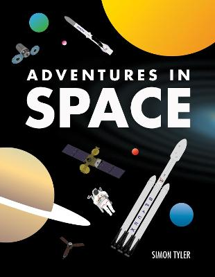 Adventures in Space by Simon Tyler