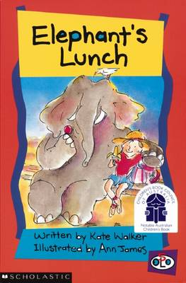 Elephant's Lunch book