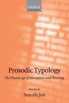 Prosodic Typology by Sun-Ah Jun