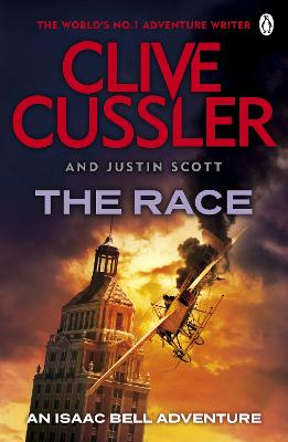 Race by Clive Cussler