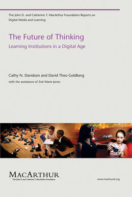 The Future of Thinking by Cathy N. Davidson