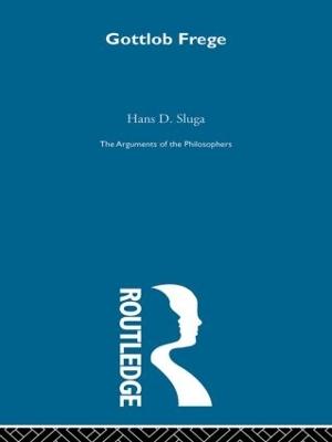 Frege-Arg Philosophers by Hans Sluga