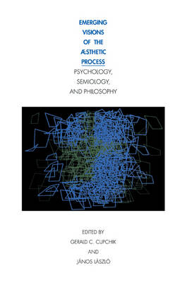Emerging Visions of the Aesthetic Process book