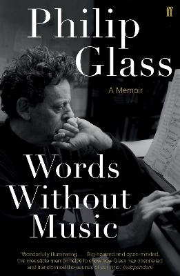 Words Without Music by Philip Glass