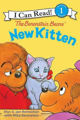 The Berenstain Bears' New Kitten by Stan Berenstain