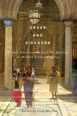 Order and Disorder by Luna Khirfan