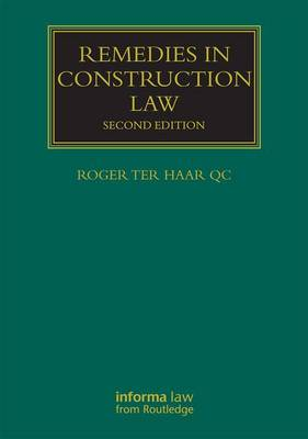 Remedies in Construction Law book