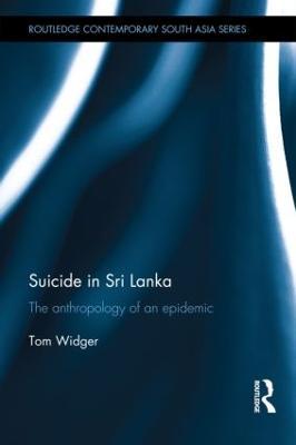 Suicide in Sri Lanka book