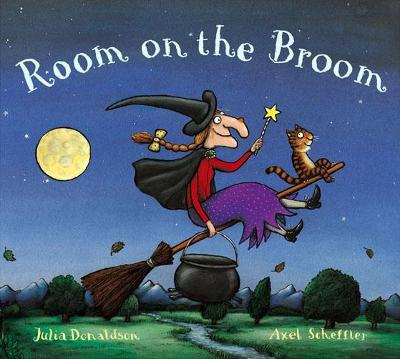 Room on the Broom (Big Book) by Julia Donaldson