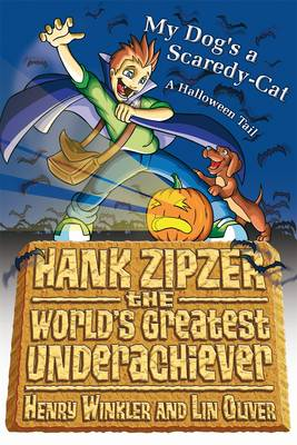 Hank Zipzer Bk 10: My Dog's A Scaredy-Ca book