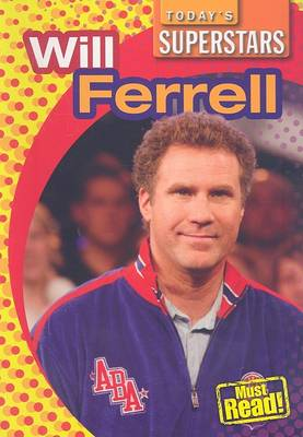 Will Ferrell by Susan Mitchell