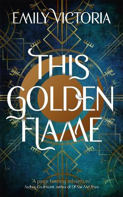 This Golden Flame book