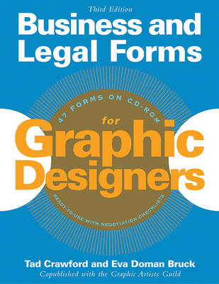 Blf for Graphic Designers 3rd Ed Incl CD Rom by Tad Crawford