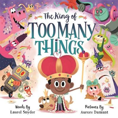 King of Too Many Things book