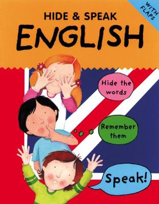 Hide and Speak English by Catherine Bruzzone