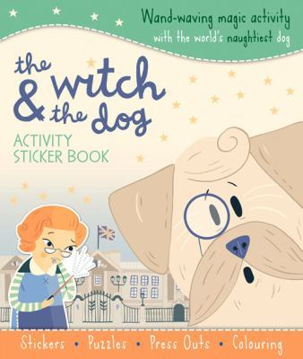 Witch & the Dog book