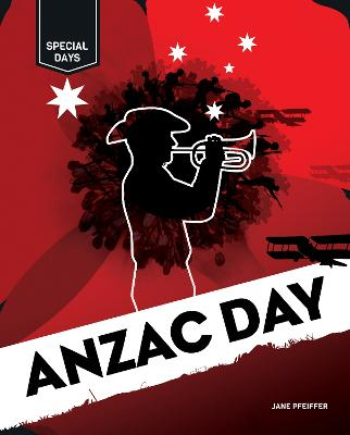 Anzac Day book
