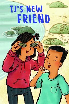 TJ's New Friend (English) by Aviaq Johnston