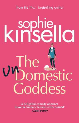 Undomestic Goddess book