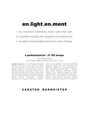 Enlightenment by Carsten Burmeister
