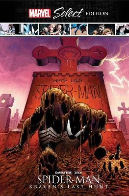 Spider-man: Kraven's Last Hunt Marvel Select Edition book