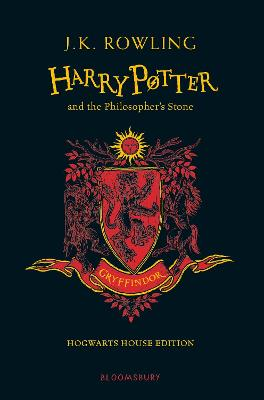 Harry Potter and the Philosopher's Stone - Gryffindor Edition book
