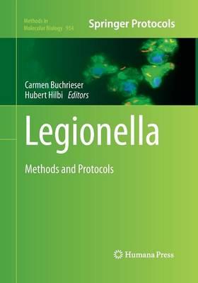 Legionella by Carmen Buchrieser